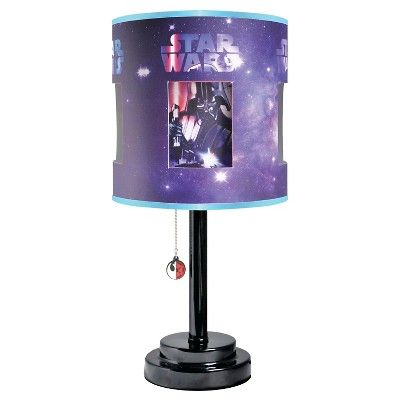 Star Wars Table Lamp, Table Lamp