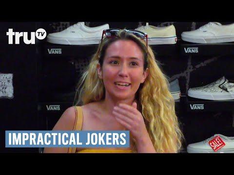Impractical jokers sal speed dating