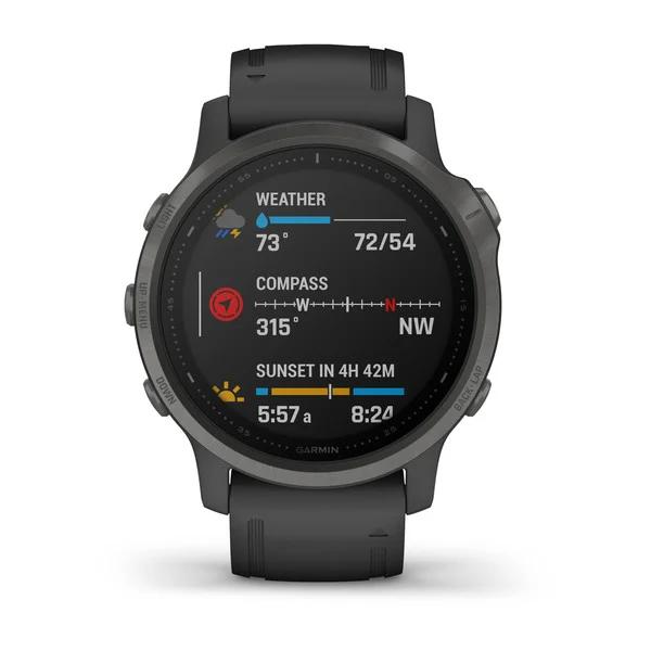 Garmin Fenix 6s Pro And Sapphire Multisport Gps Watch Garmin Garmin Fenix Gps Watch