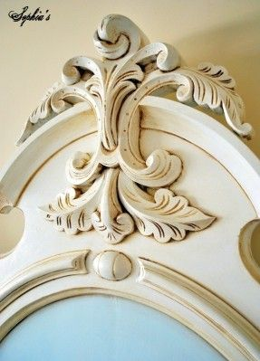 Tips for Glazing Furniture.