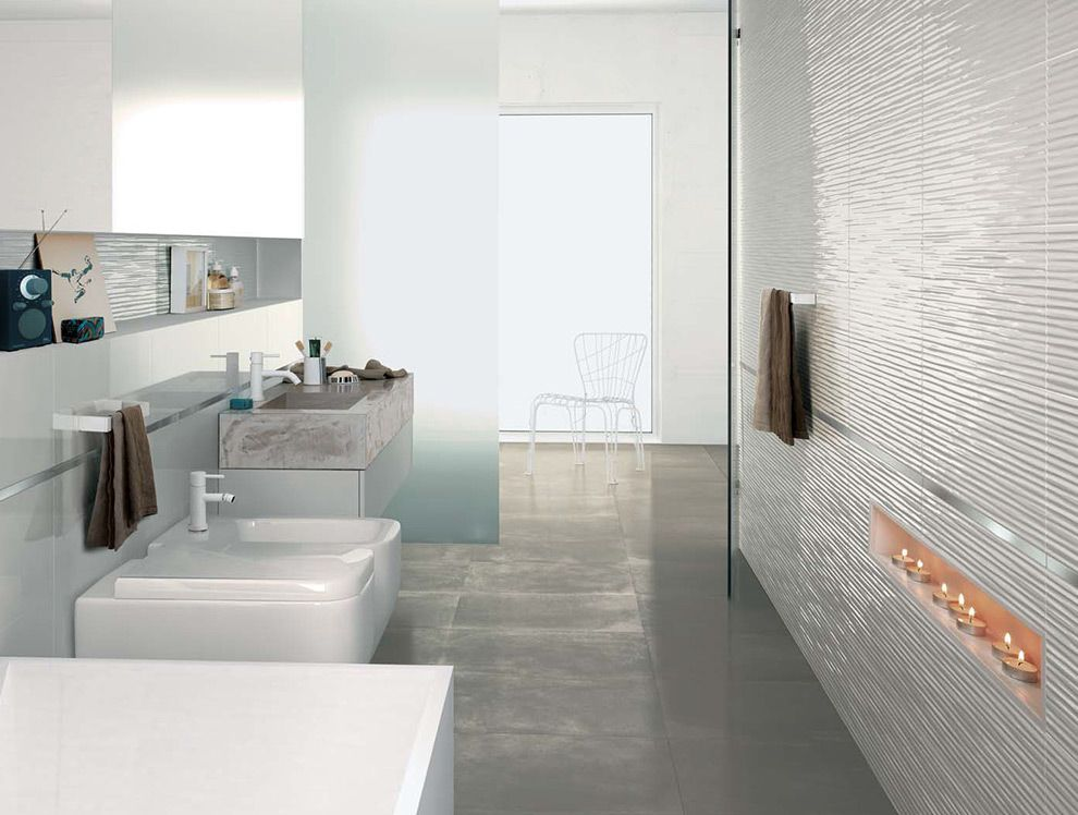 Fap Ceramiche: bathroom tiles and floor coverings | idee bagno ...
