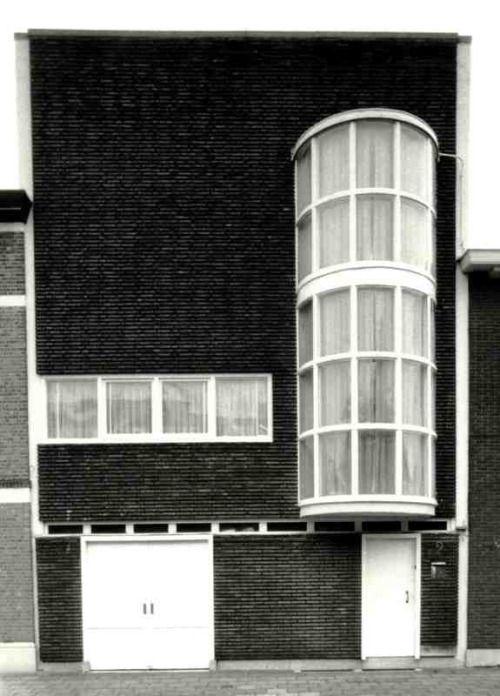 House Van Haver 1931 In Antwerpen Belgium By Walter Van