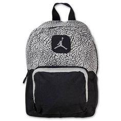b712e66bb49c Nike Air Jordan Backpack Gray Black Toddler Preschool Boy Girl Small Mini  Bag  Nike  Backpack  Jordan  OrlandoTrend  Basketball