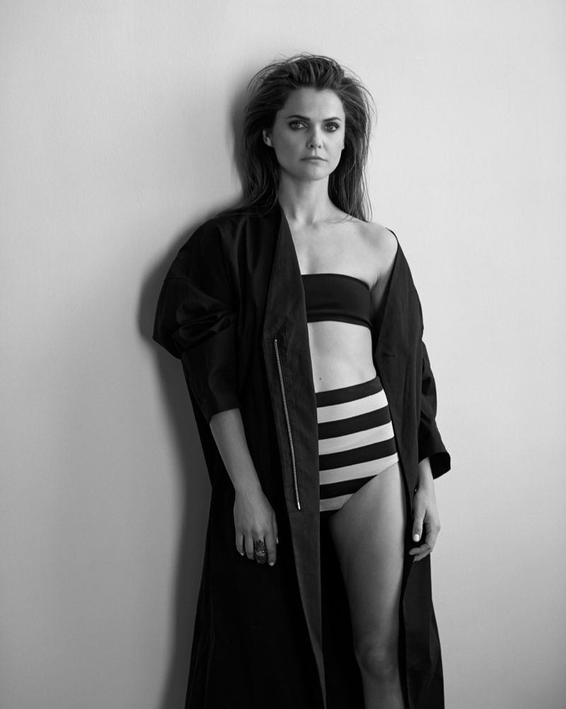 Pity, that Keri russell malibu magazine