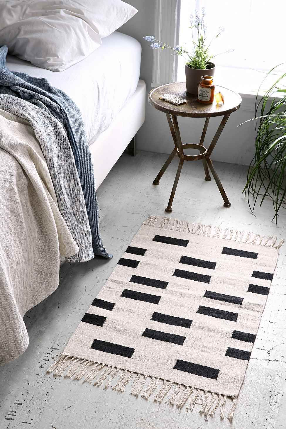 Image Result For 2x3 Rug Next To Twin Bed Gewobener Teppich