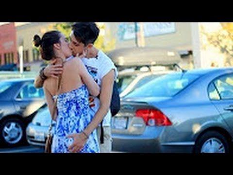 Top 5 Prank Invasion Kissing Pranks Chris Monroe Kiss Games 2017