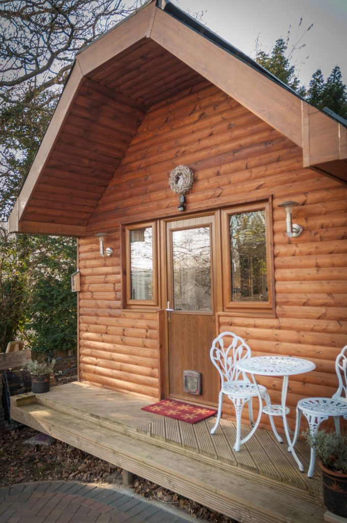 Tiny House Wooden Timber Chalet L7m X W4m X H4m In The Uk Tiny House For Sale In Marlow Null Tiny House Listings Small House Small House Uk Chalets For Sale