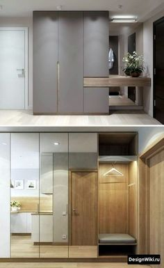 Дизайн Прихожей в Квартире 2021: 108 фото (реальны