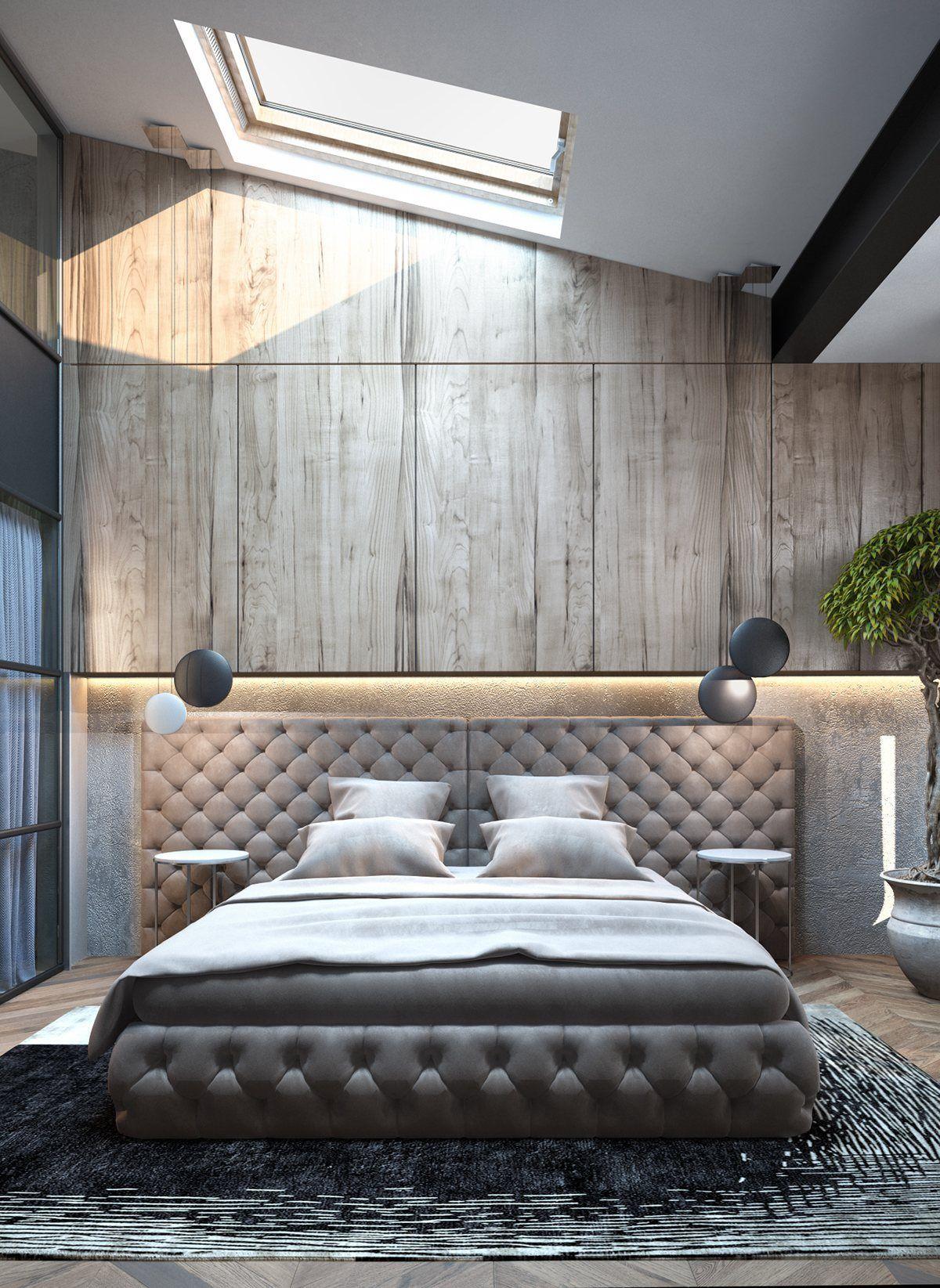 Miss architettura apartment by tanya dorokhina bedroom interior design showroom interior design modern