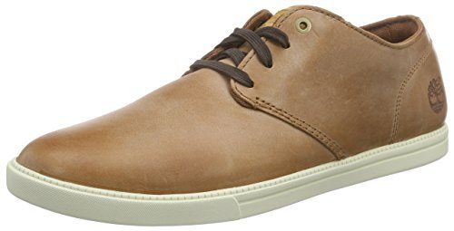 Timberland Newmarket_Fulk LP Low, Herren Sneakers, Braun (Copper Kettle),  49 EU