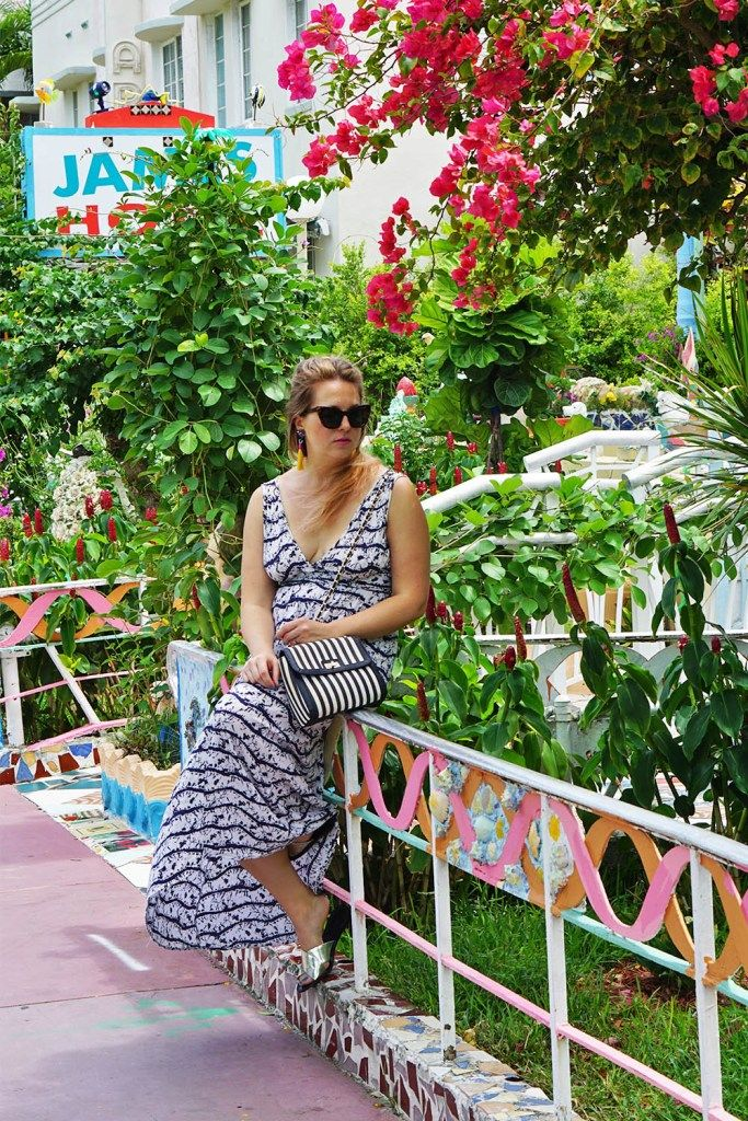 Summer Maxi Dress Outfit Ideas & Inspiration // What To Wear in Miami
