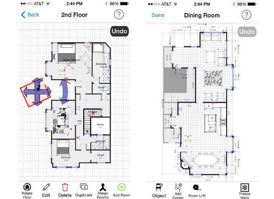 Best App For Mapping Out A Floor Plan Magicplan Floor Plan App