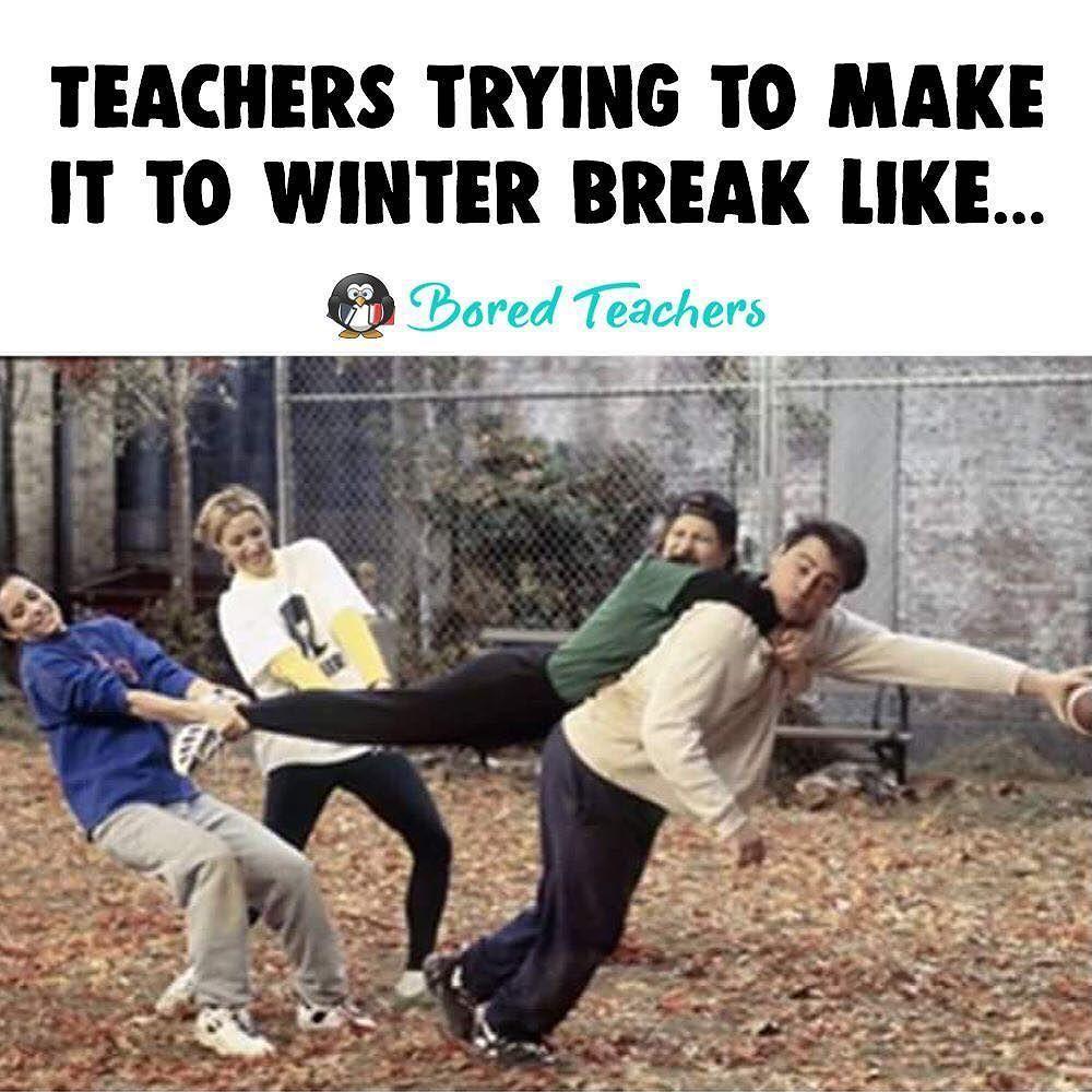Almost Keep Pushing Bored Teachers Teaching Humor Teacher Humor