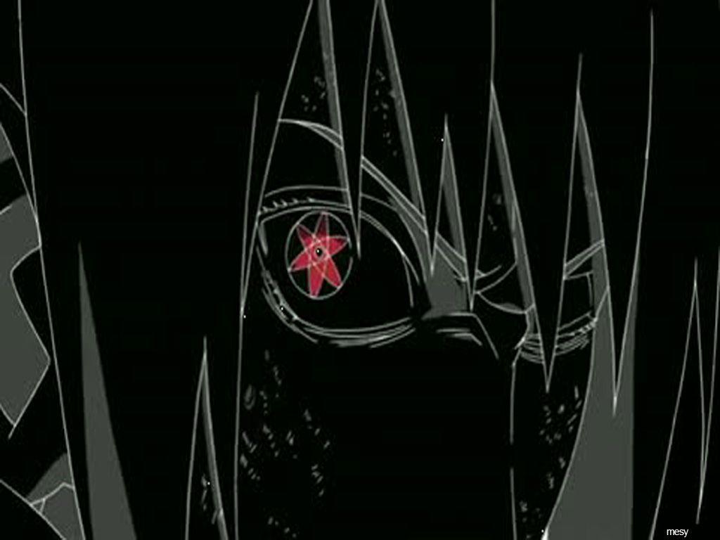 Black And White Sasuke Sharingan Mesy Anime Manga Mangekyou Olhos De Anime Naruto Manga Sasuke Uchiha