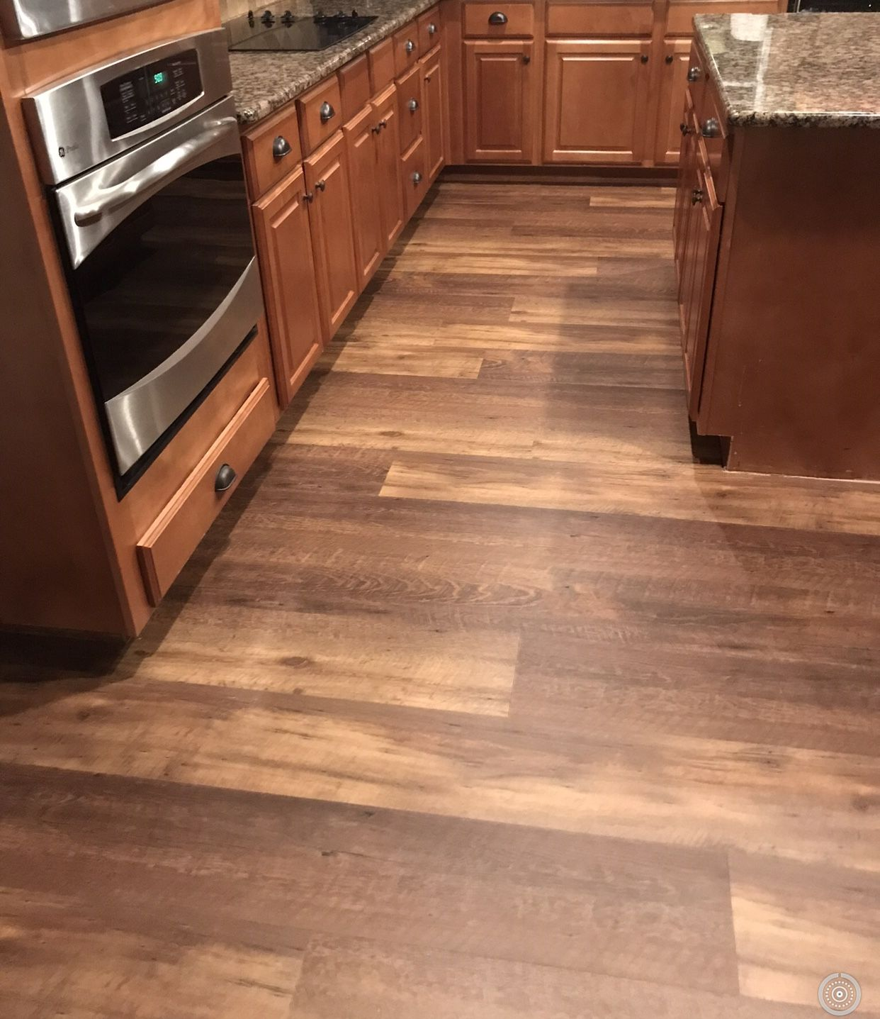 Coretec Plus XL Montrose Oak in 2019 Coretec flooring