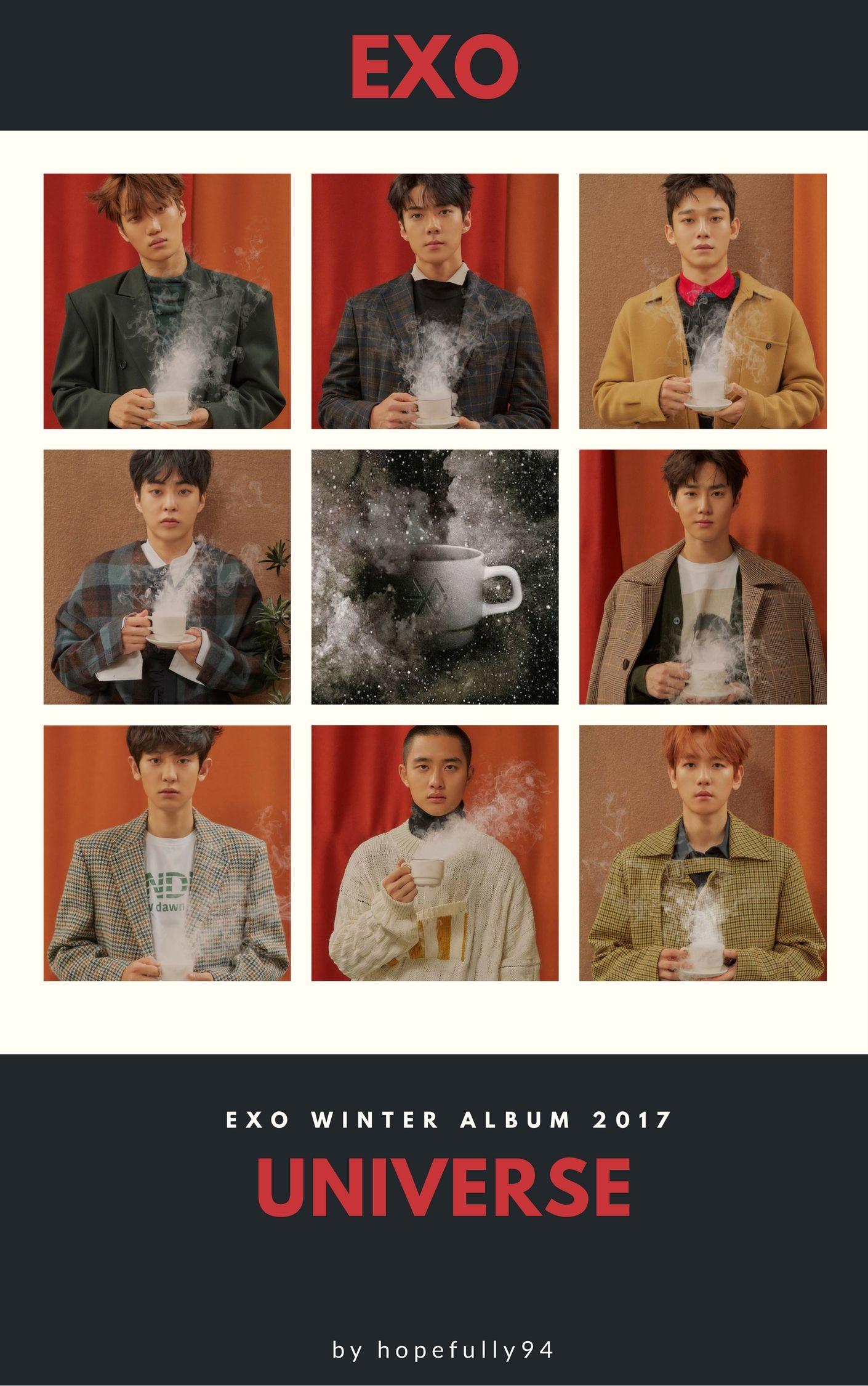 wallpaper iphone exo exo