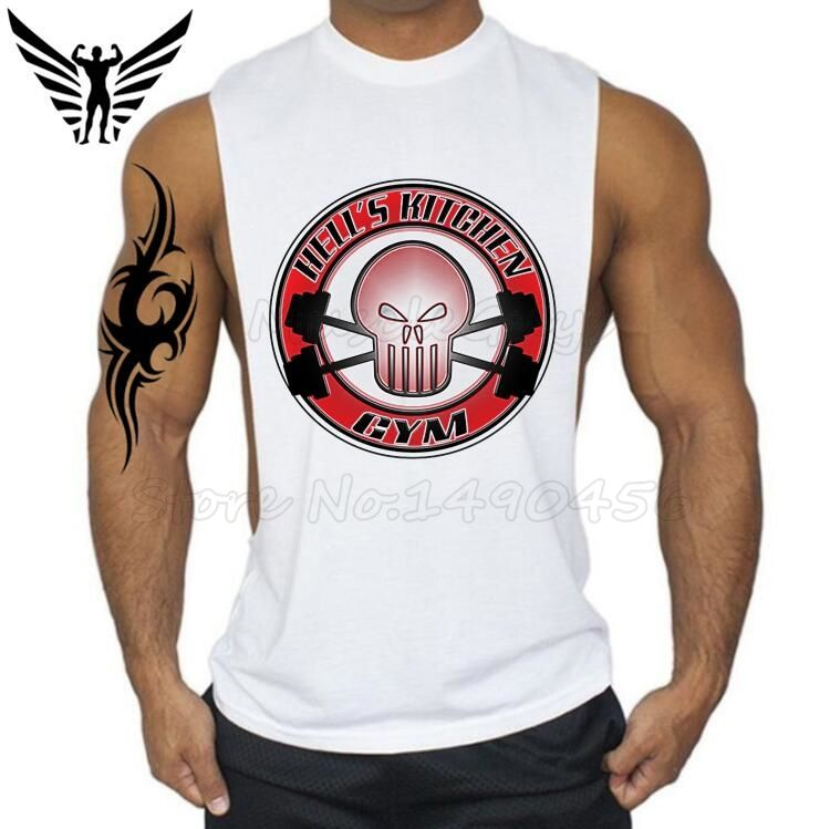 89978d6d3911d Muscleguys Brand Clothing fitness stringer cotton tank top men golds gyms  vest bodybuilding camiseta gimnasio hombre Tag a friend who would love this!