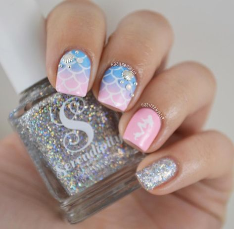 super nails design for kids mermaid 30 ideas in 2020