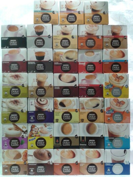 dolce gusto smaker