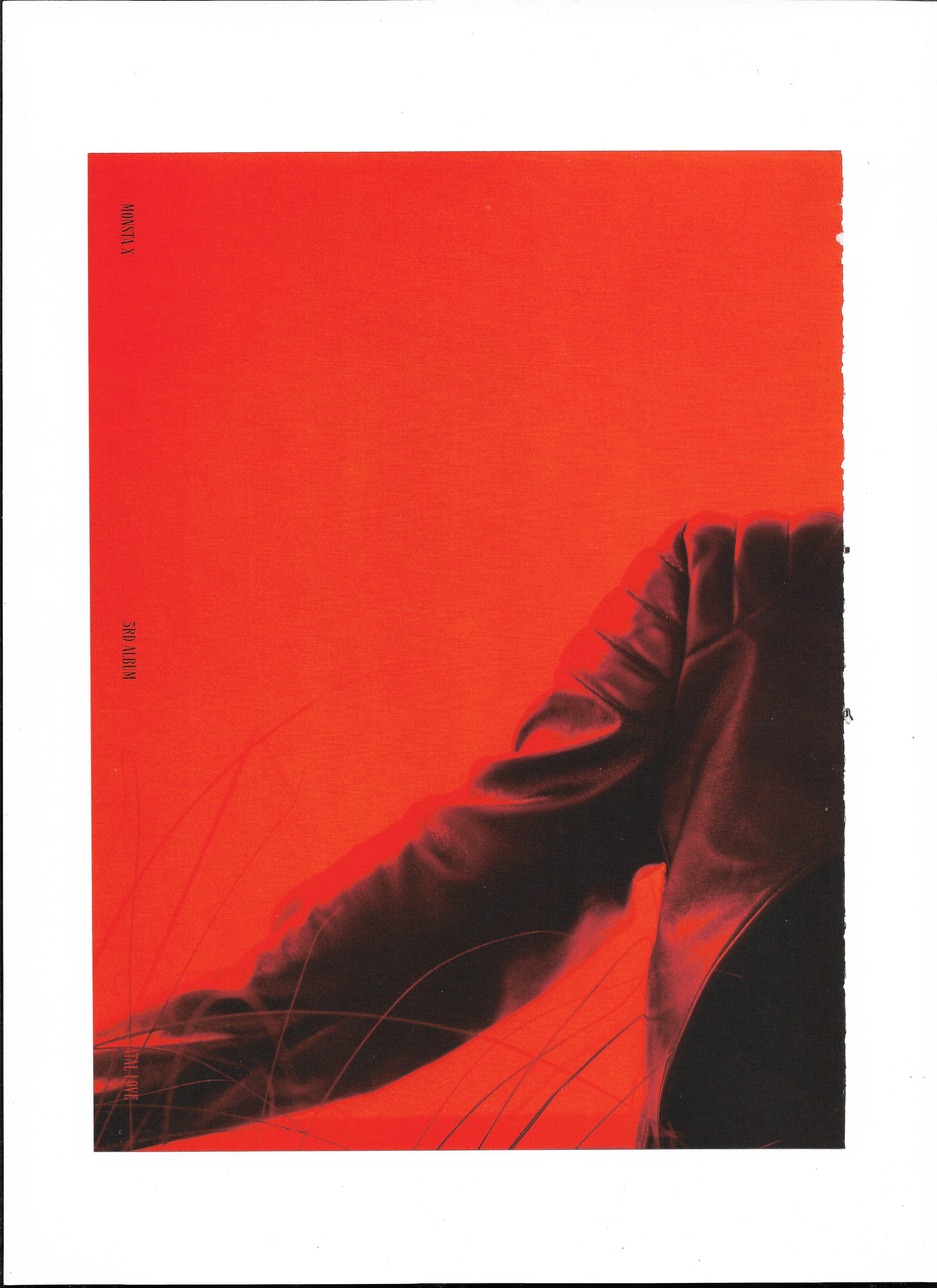 Joohoney Fatal Love Ver. 1 Scan - 1/2