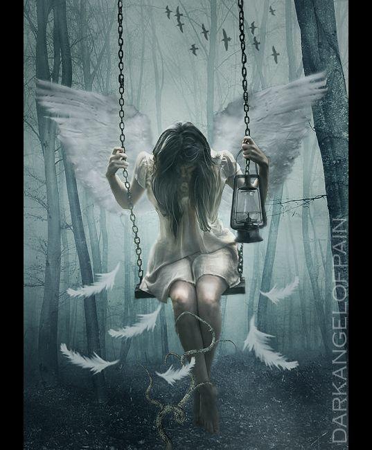Photo of Angel fall first by darkangelofpain.d… on @deviantART – #Angel #darkangelofpai…