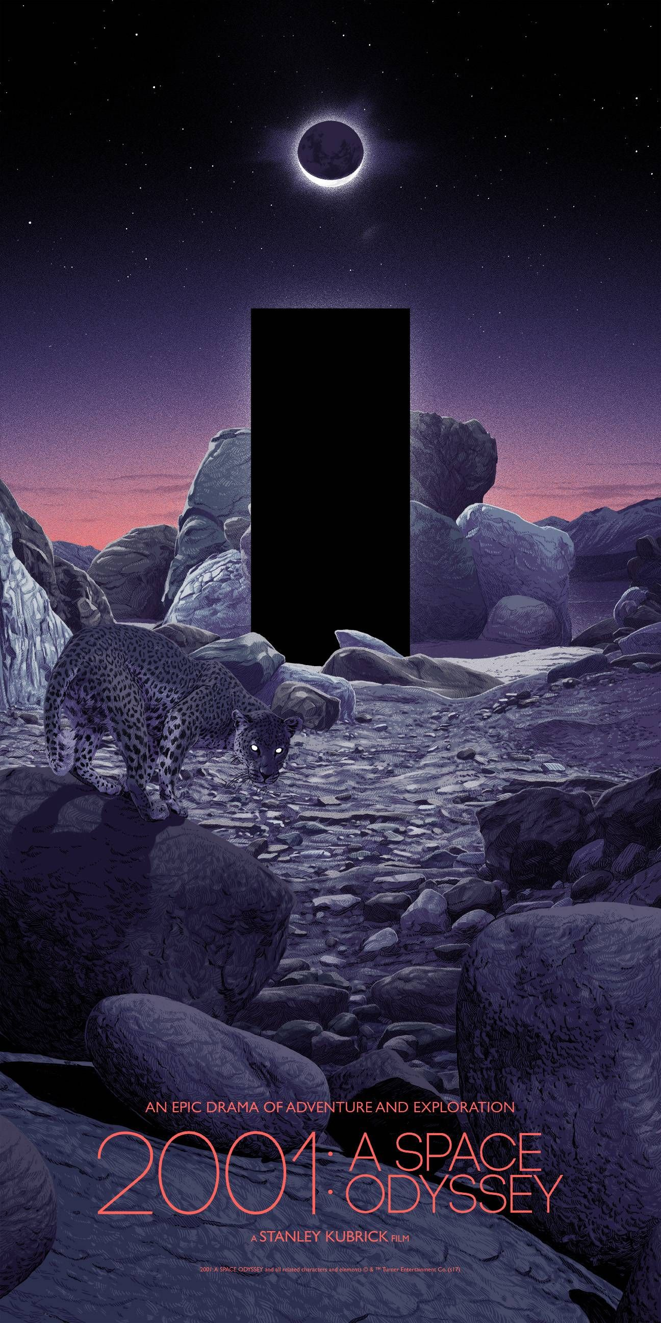 2001 A Space Odyssey Affiche Film Affiche Cinema Affiche De Film