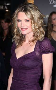 Fortunately for Michelle Pfeiffer, 56, her talent and drop-dead-gorgeous looks have allowed her to c... - WENN