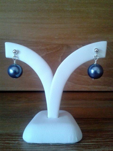 adorngems - Blue Shell Earrings, £9.60 (http://www.adorngems.com/blue-shell-earrings/)