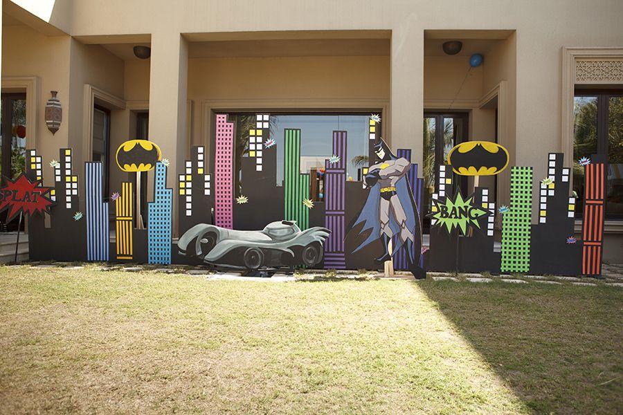 Gotham City Inspiration