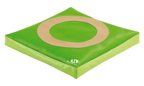 Wesco Wobbly Mat - The Wesco Wobbly Mat makes for a fun addition to your playroom. This mat wobbles slightly when you step on it to encourage balance. The non-slip botto...85 $