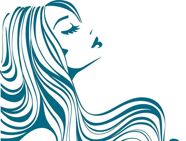5 Things A Strong Woman Won T Put Up With In A Relationship Long Hair Girl Art Hair Clipart