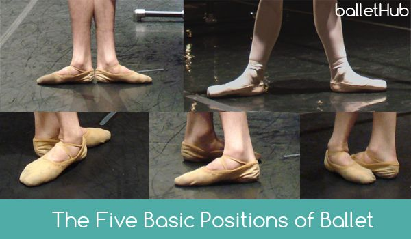 The Five Basic Positions of Ballet From BalletHub #ballet - ballet dancer resume