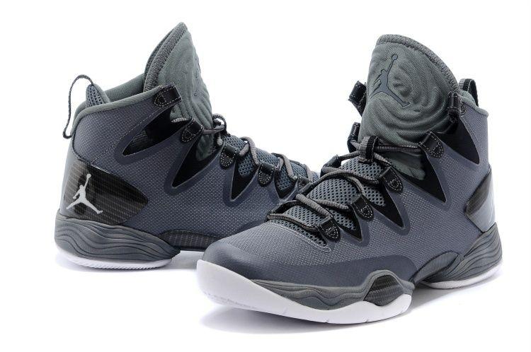 Air Jordan XX8 SE Dark Grey/White/Black/Cool Grey