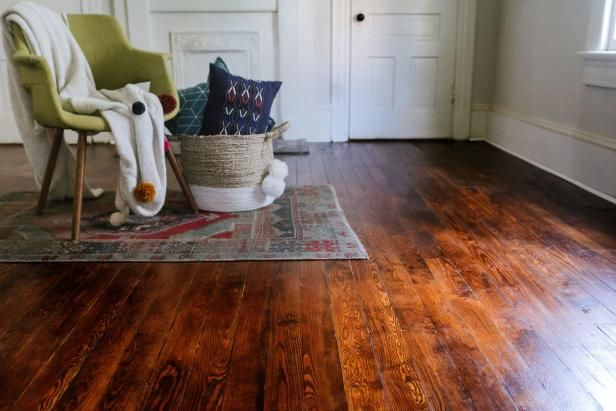 It takes some elbow grease to refinish hardwood floors, but it's worth it. Hardwood floors add value to your home and provide a classic look that goes with any style. HGTV shares tips, tricks and instructions on how to get the job done.