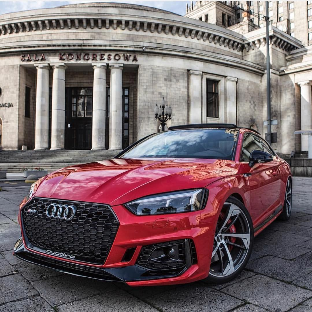 2019 Audi Rs 5 Interior: RS5 2018 By @auditography
