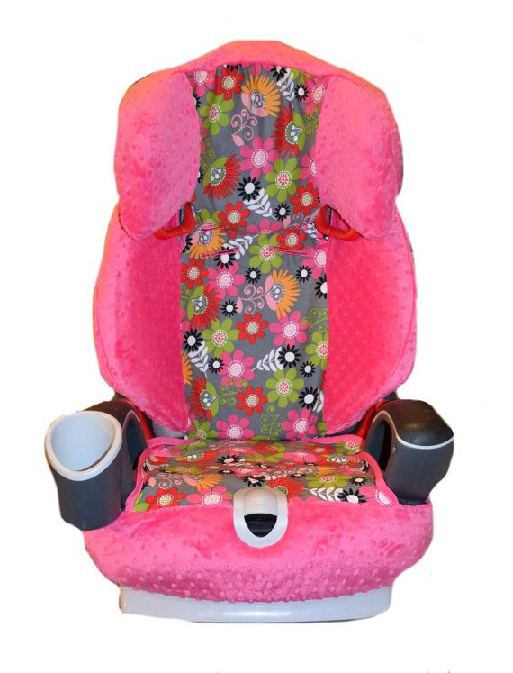 Graco Nautilus 3 in 1 Car Seat Cover Floral on by sewpreciousbaby ...