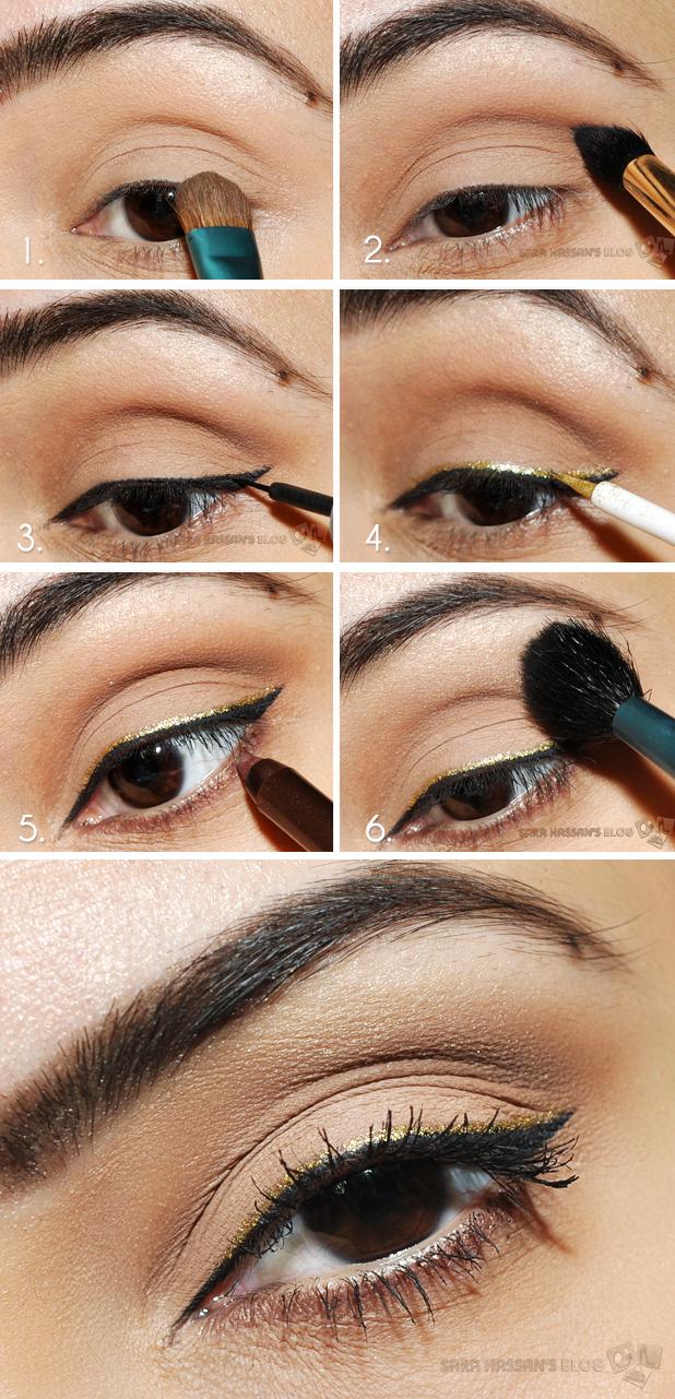 Glam Neutral Eye Makeup Tutorial Simple eye makeup