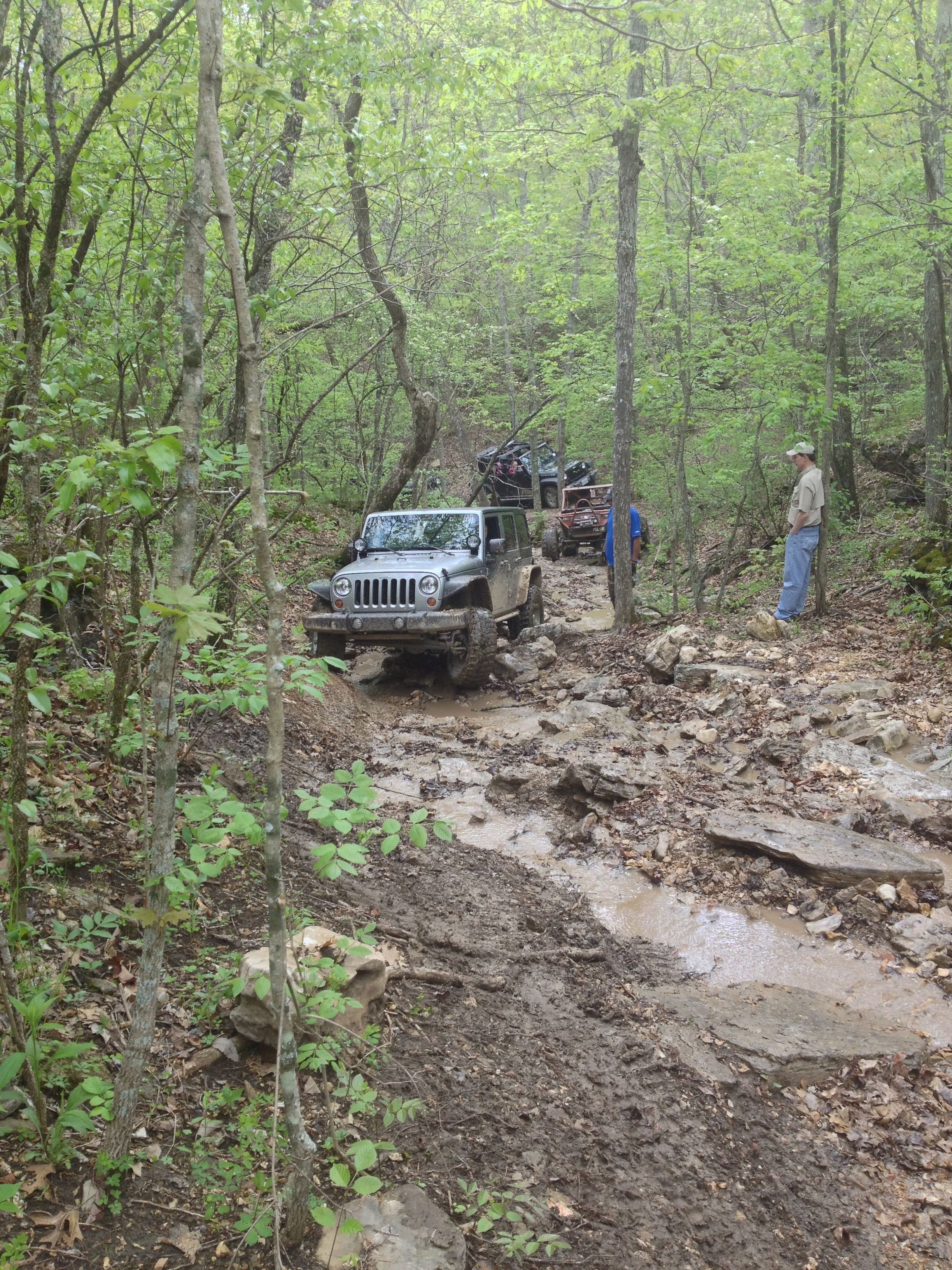 Smorr Was Built For Off Roading And Hosting Jamborees There Are