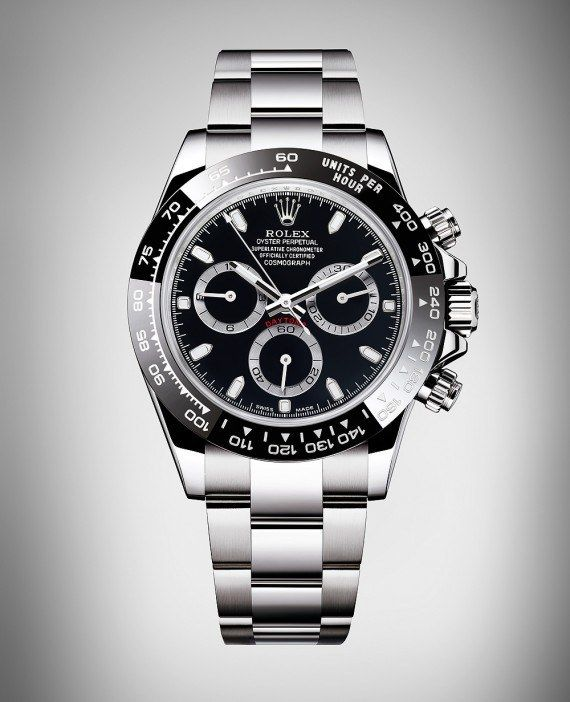 cdd27596c62 Rolex Cosmograph Daytona Now Offered with Cerachrom Bezel