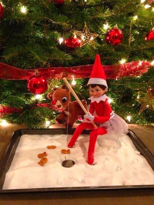 Elf On The Shelf Ideas For Toddlers – Elf On The Shelf Ideas Funny - Water #elfontheshelfideasfortoddlers