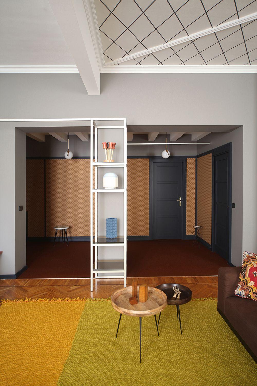 Internal Affairs Interior Designers: Apartment Design
