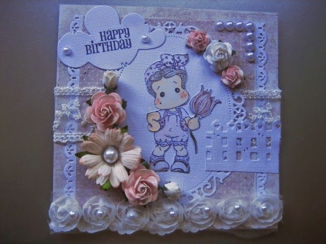 Renate Kreativ: Happy Birthday