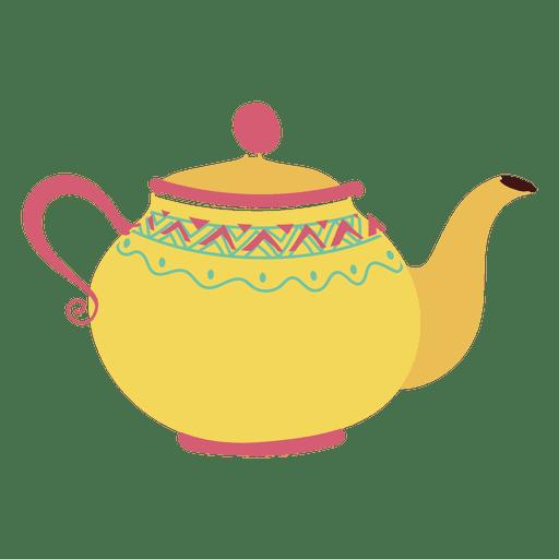 Teapot Tea Pot Ad Sponsored Ad Pot Tea Teapot Tea Illustration Material Design Background Teapot Drawing