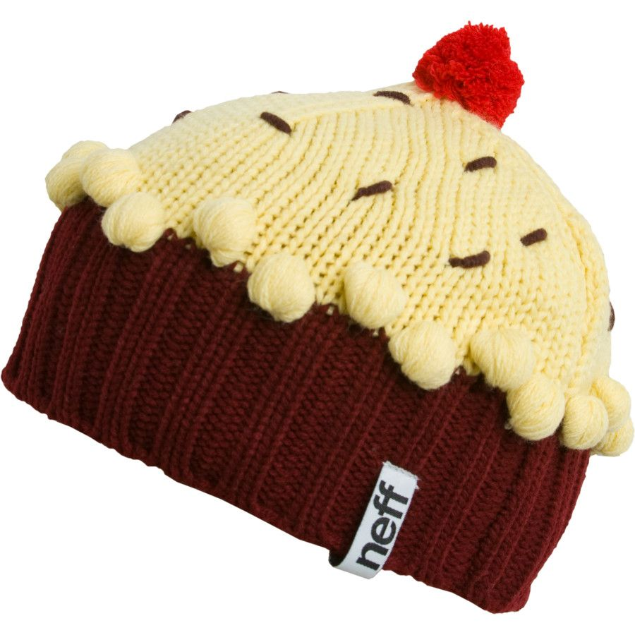 ce774a638fd Pretty much want to learn how to make this Cupcake Beanie