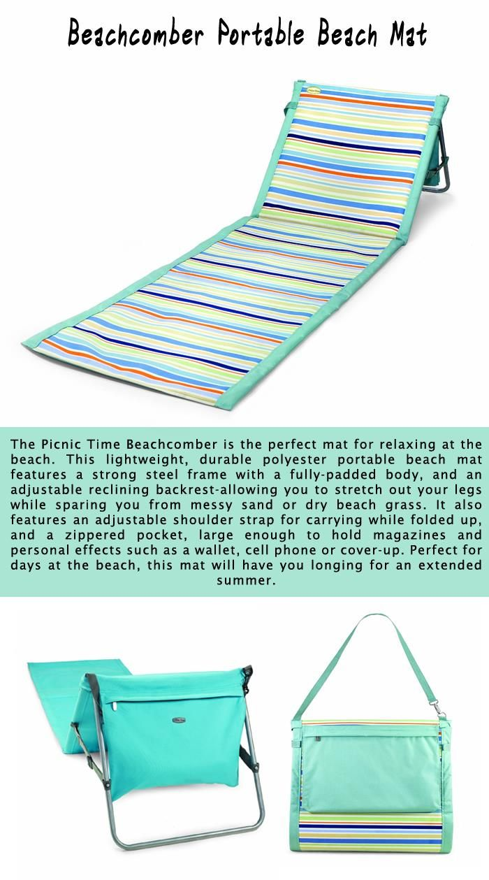 Beach mats. Which to choose