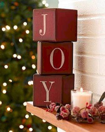 25 Gorgeous DIY Christmas Crafts Wooden Ideas (23 DIY Christmas