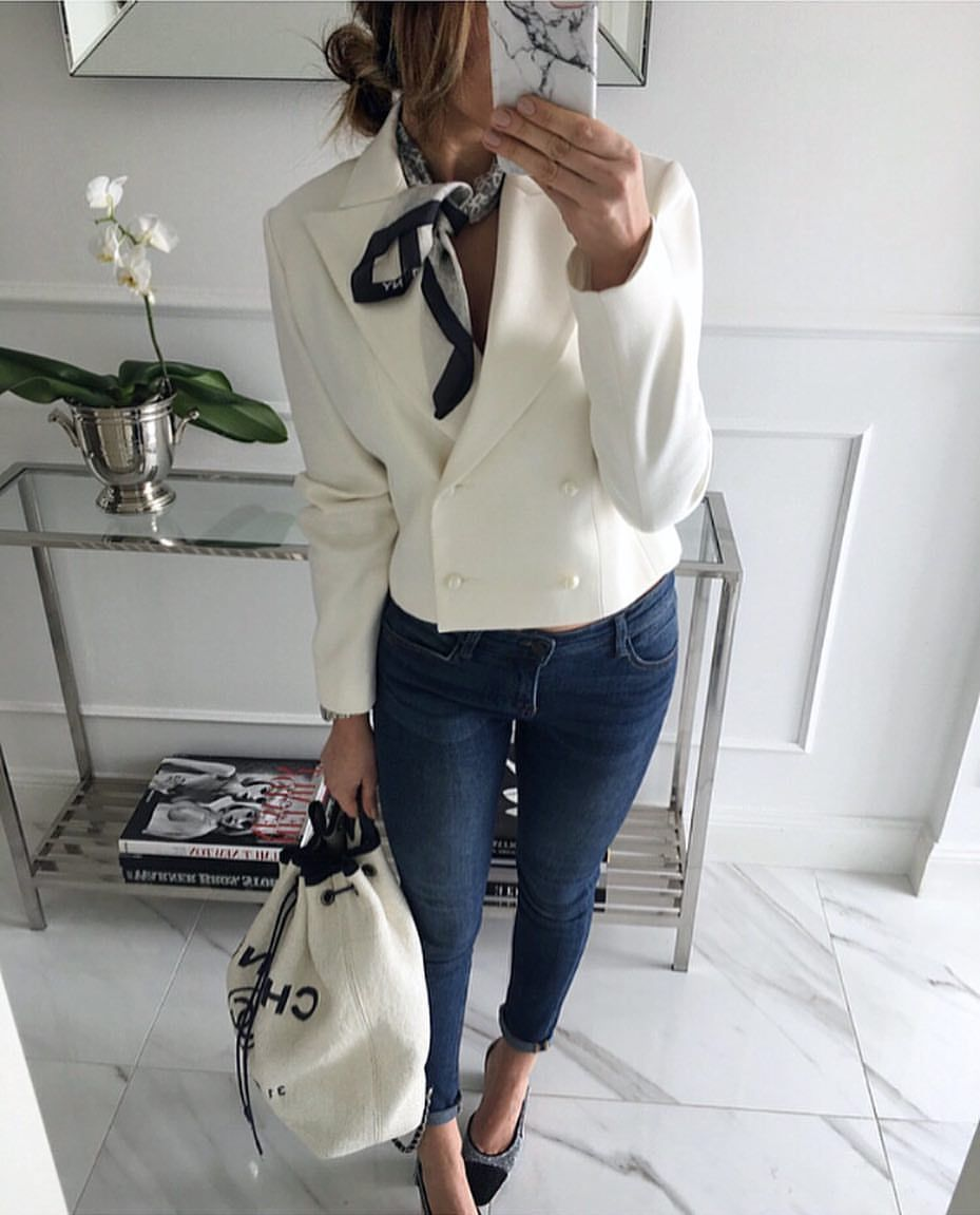 "Photo of Mint Label on Instagram: ""LARA jacket ML #fashion #style #look #"