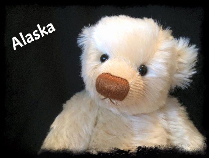 Alaska the Polar Bear