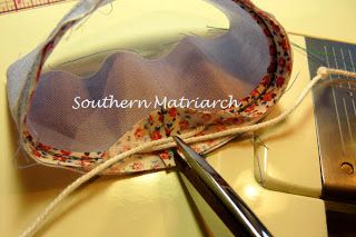 Southern Matriarch: Continuous piping