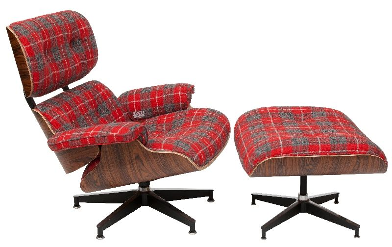 Miraculous Interior Icons Charles Eames Inspired Lounge Chair And Uwap Interior Chair Design Uwaporg